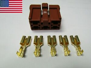 New Jdm Headlight Replacement Connector Plug For Itr Acura Integra Dc2 Type r