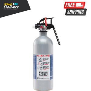 Auto Fire Extinguisher Safety 5 b c Rated Disposable Emergency Car Truck Vehicle