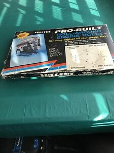 Spectra Pro Built Small Block Universal Engine Dolly