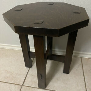 Stickley Mission Collection Low Side Table