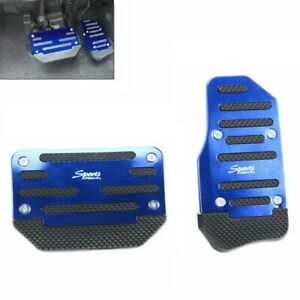 Car Foot Pedal Universal Parts Non Slip Automatic Gas Brake Foot Pedal Pad Cover