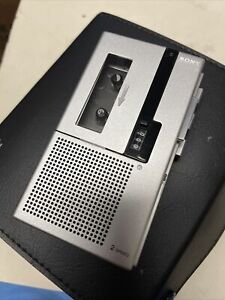 Vintage Sony Microcassette Recorder M 200 New Old Stock Rare