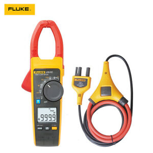 Fluke 376 Fc True rms Ac dc Volt Ohm Amp Clamp Meter Wifi Connection With Iflex