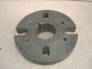 L0 Long Taper Spindle Metal Lathe 8 Dog Drive Plate