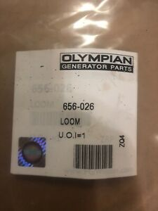 New Olympian Generator 656 026 Expansion Board Cable Harness 656026