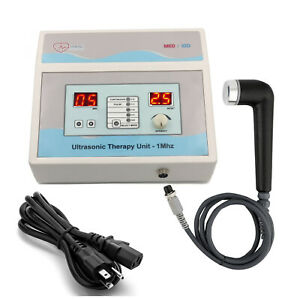 New Portable Ultrasound Physical Therapy 1mhz Unit Therasonic Prof And Home Use