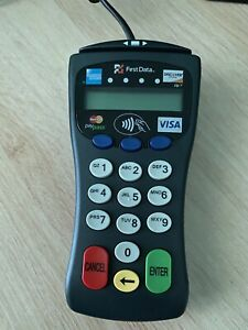 First Data Fd 30 Pinpad Untested Sold As Is