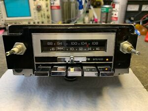 1978 1986 Chevy Gmc Truck Olds Buick Pontiac Gm Delco Am Fm Stereo Radio 80 82