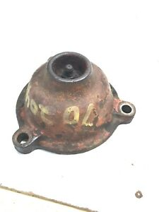 Used Allis Chalmers Parts Wc Tractor Rear Wheel Final Drive Hub Cap 70204339