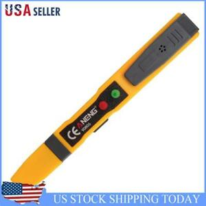 Aneng Vd806 Non Contact Tester Current Voltage Detector Electric Test Pen