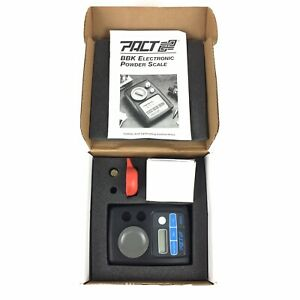 Pact BBK II Digital Precision Powder Reloading Scale With Box And Instructions $69.99