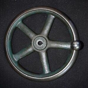 Hand Wheel 11 W handle For Milling Machine Or Lathe All Steel