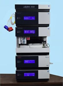 Thermo Fisher Dionex Ultimate 3000 Hplc System Sr Lpg Wps Tcc Vwd