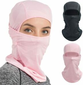Balaclava Face Cover UV Protection Windproof Hood Tactical Cover for Ski Cycling $8.99