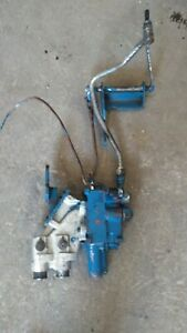Ford Tractor Single Remote Hydraulic Valve Kit Fits 5610 6610 7610 More