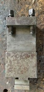 Small Milling Vise For Lathe Or Milling Machine
