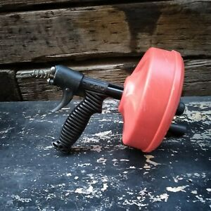 Rigid Power Spin Drain Cleaner