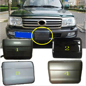 For Toyota Land Cruiser 4500 4700 Lc100 Front Bumper Winch Cover Trim 1999 2007