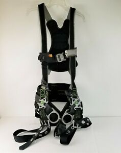 Miller Revolution Fall Protection Performance Safety Gear Harness 2 3xl
