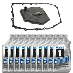 Acdelco 8l90 Transmission Service Kit Mobil1 Fluid For 15 Chevy Gmc Trucks Suvs