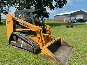2007 Case 420ct Track Loader Extremely Clean Two Owner