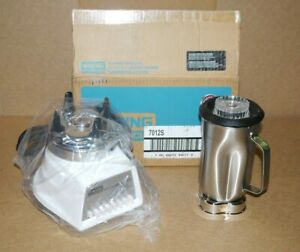 Waring 7012s Commercial Laboratory Blender 3 500 22 000 Rpm 120vac Hgb7wts3 New
