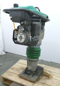 Wacker Bs60 4s 4 cycle Rammer Jumping Jack Tamper Compactor
