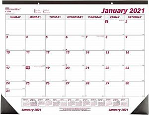 Brownline 2021 Monthly Desk Pad Calendar 22 X 17 Inches c1731 21