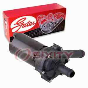 Gates To Supercharger Engine Auxiliary Water Pump For 2004 2007 Saturn Ion Zr