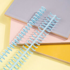 Kw trio 10pcs 30 hole Loose Binders Binding Spines Combs D9x3