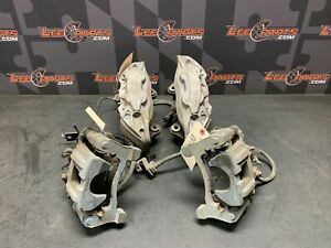2016 Ford Mustang Gt Oem Front Rear Brakes Brake Calipers