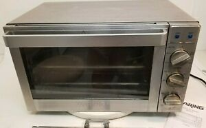 Waring Commercial Co1600wr Commercial Oven 1 5 Cubic Ft Convection W Rotisserie