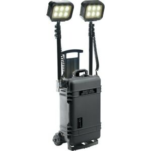 Pelican Remote Area Light 9460 Rals Led Emergency Lighting New Battery