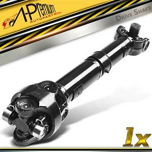 Rear Driveshaft Prop Shaft Assembly For Jeep Wrangler 1987 1993 4 To 6 In Lift