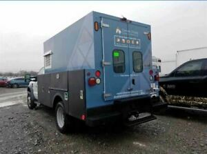 11 11 Feet Ft Utility Truck Body Bed Enclosed Service Box