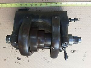 South Bend 9 Lathe Head Stock With Guards 60931