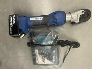 Sherman Reilly Greenlee Hydraulic Cable Cutter Model Srg98x Battery Operated Ctr