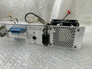 Eip Microwave 585 Pulse Counter Back Panel With Cables And Connectors