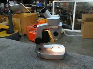 Ao American Optical Forty Stereo Inspection Microscope Free Shipping