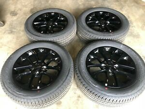 Set Of 4 2021 Jeep Gladiator Or Wrangler 20 Wheels And Tires St Louis Mo