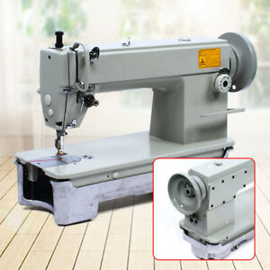 Industrial Automatic Sewing Machine Table Upholstery Walking Foot Sewing Machine