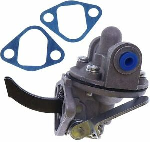 Feed Fuel Pump Am876410 For John Deere Compact Utility Tractor 2210 4010 670 770