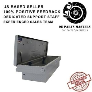 Better Built 37234837 Universal Hd Series Low Profile Crossover Tool Box
