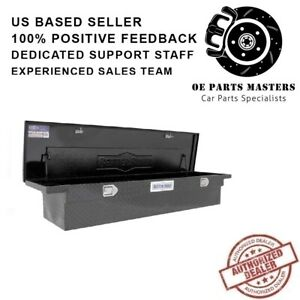 Better Built 73210095 Universal Crown Low Profile Single Lid Crossover Tool Box
