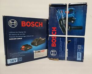 Bosch 3 4 In Sds plus Rotary Hammer Gbh18v 20n Lithium ion Start Kit
