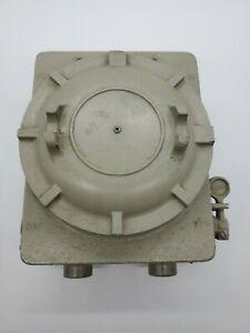 Crouse Hinds Gub 018 17 Explosion Proof Enclosure With Allen Bradley 709 Size 1