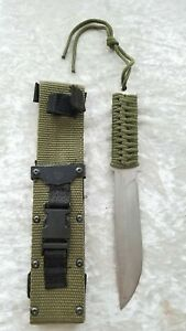 Smith And Wesson Guide Master Knife Tactical OD Green 1st Production Run Model $39.99