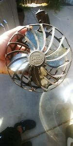 1930 s 1940 s Vintage Fan Steering Column Accessory Gm Ford Chevrolet 1939 1948