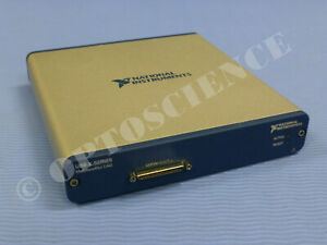 National Instruments Usb 6361 Data Acquisition Device X series Multifunction Daq