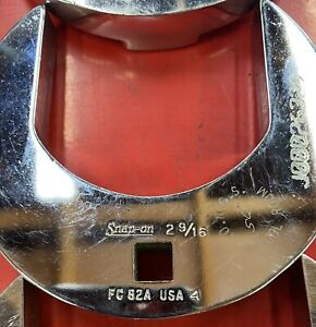 Snap On 2 9 16 Crow Foot 3 8 Drive Fc82a